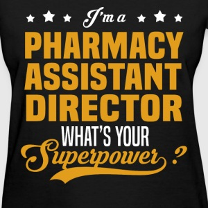 Pharmacy Assistant Director - Women's T-Shirt
