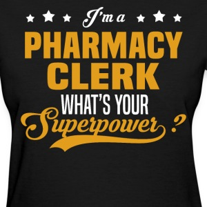 Pharmacy Clerk - Women's T-Shirt