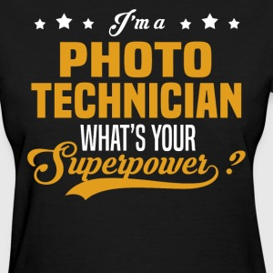 Photo Technician - Women's T-Shirt