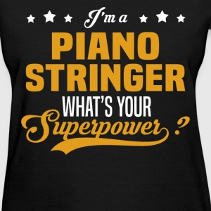 Piano Stringer - Women's T-Shirt