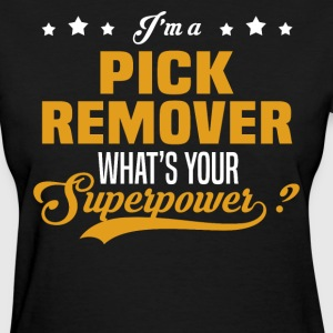 Pick Remover - Women's T-Shirt