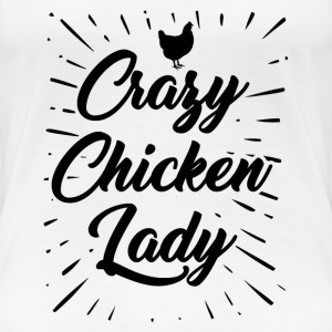 chicken 12121.png T-Shirts - Women's Premium T-Shirt