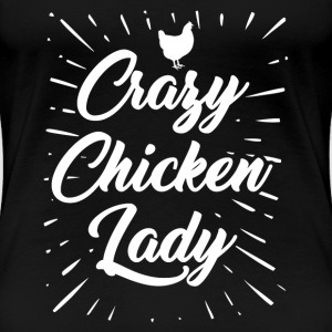 chicken 2232.png T-Shirts - Women's Premium T-Shirt