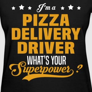 Pizza Delivery Driver - Women's T-Shirt