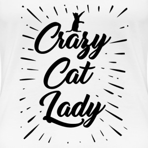 cat 121212.png T-Shirts - Women's Premium T-Shirt