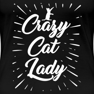 cat 392933.png T-Shirts - Women's Premium T-Shirt