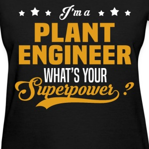 Plant Engineer - Women's T-Shirt