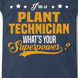 Plant Technician - Men's Premium T-Shirt