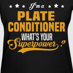 Plate Conditioner T-Shirts - Women's T-Shirt