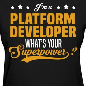 Platform Developer T-Shirts - Women's T-Shirt