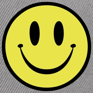 Old Skool Rave Smile Sportswear - Snap-back Baseball Cap