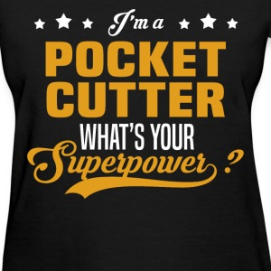 Pocket Cutter T-Shirts - Women's T-Shirt