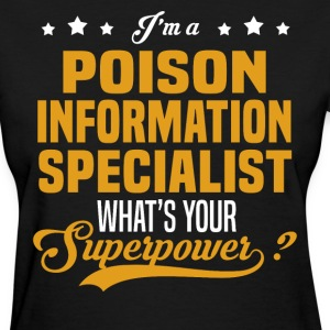 Poison Information Specialist T-Shirts - Women's T-Shirt