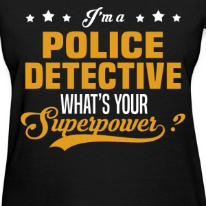 Police Detective T-Shirts - Women's T-Shirt
