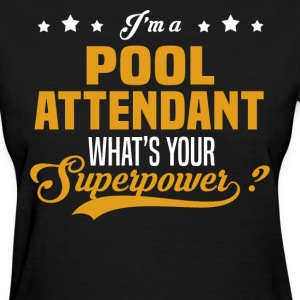 Pool Attendant T-Shirts - Women's T-Shirt