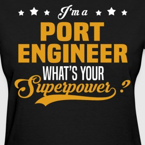 Port Engineer T-Shirts - Women's T-Shirt