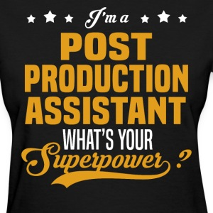 Post Production Assistant T-Shirts - Women's T-Shirt