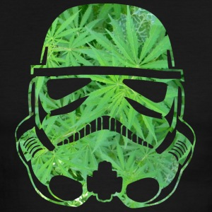 Weed Trooper RINGER SHIRT MAN - Men's Ringer T-Shirt