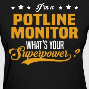 Potline Monitor T-Shirts - Women's T-Shirt