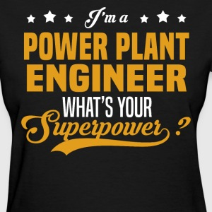 Power Plant Engineer T-Shirts - Women's T-Shirt