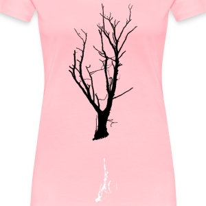 dead tree - Women's Premium T-Shirt