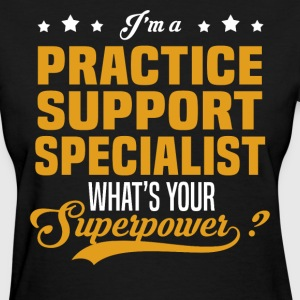 Practice Support Specialist T-Shirts - Women's T-Shirt