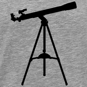 Telescope T-Shirts - Men's Premium T-Shirt