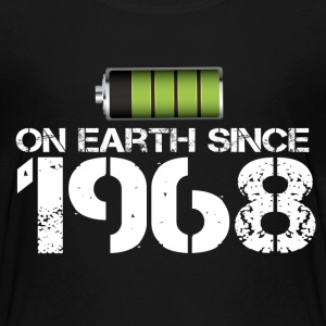 on earth since 1968 - Toddler Premium T-Shirt