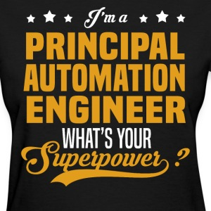 Principal Automation Engineer T-Shirts - Women's T-Shirt