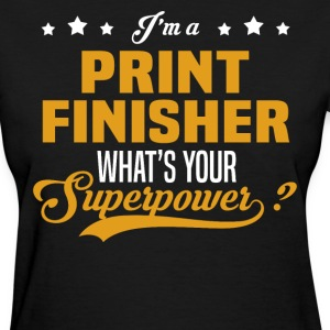 Print Finisher T-Shirts - Women's T-Shirt