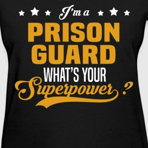 Prison Guard T-Shirts - Women's T-Shirt