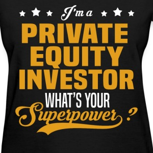 Private Equity Investor T-Shirts - Women's T-Shirt