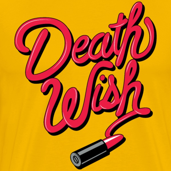 Death wish - Men's Premium T-Shirt