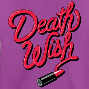 Death wish - Kids' Premium T-Shirt