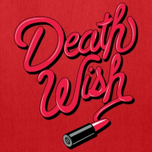 Death wish - Tote Bag