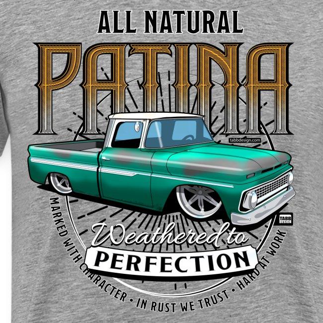 Green Patina Tee
