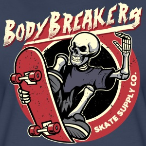 BodyBreakers Skate Supply Co - Women's Premium T-Shirt