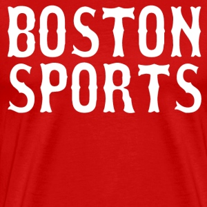 Boston Sports T-Shirts - Men's Premium T-Shirt