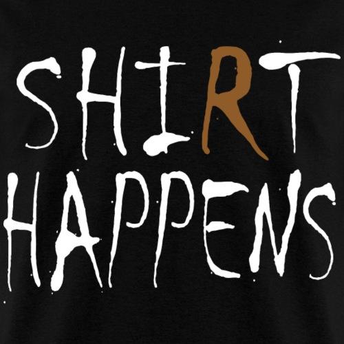 Shirt happens