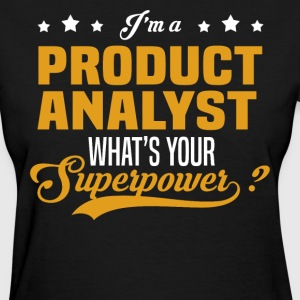 Product Analyst - Women's T-Shirt