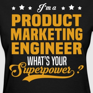 Product Marketing Engineer - Women's T-Shirt