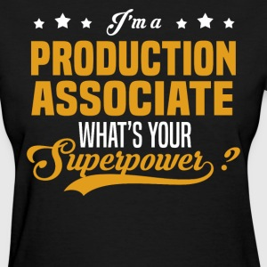 Production Associate - Women's T-Shirt