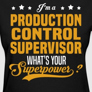 Production Control Supervisor - Women's T-Shirt