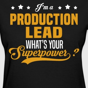 Production Lead - Women's T-Shirt