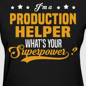 Production Helper - Women's T-Shirt