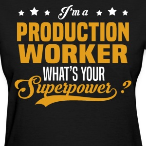 Production Worker - Women's T-Shirt
