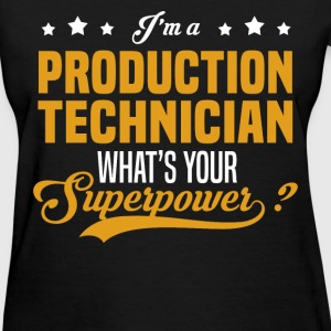Production Technician - Women's T-Shirt