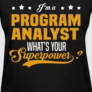 Program Analyst - Women's T-Shirt