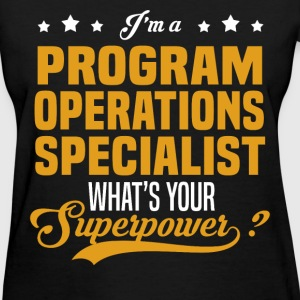 Program Operations Specialist - Women's T-Shirt