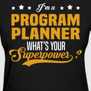 Program Planner - Women's T-Shirt